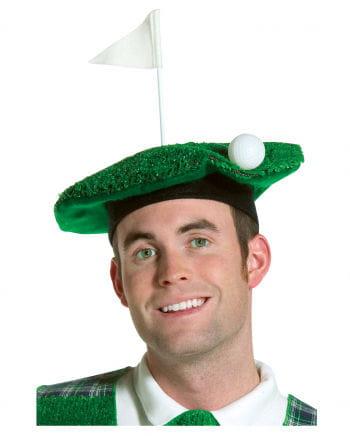 Golf course hat