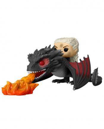 GOT Daenerys auf Drogon Funko POP! Vinyl Figur