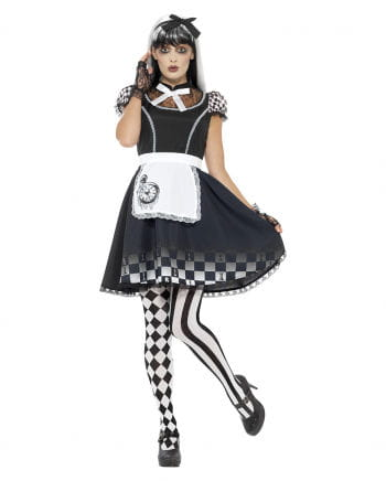 Gothic Alice Costume As Halloween disguise | horror-shop.com