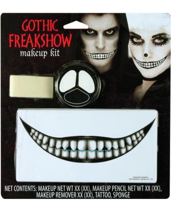Gothic Freakshow Makeup Set