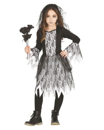 Gothic Ghost Girl Costume