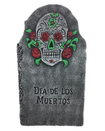 Headstone Dia De Los Muertos