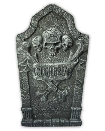 Grave stone Skull & Bones