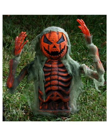Grave guardian pumpkin Steckfigur