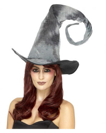 Gray Witch Hat Deluxe