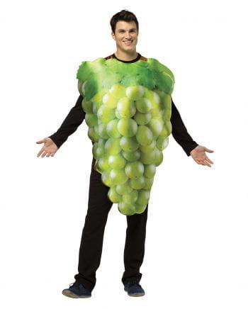 Wein-Trauben Kostüm grün