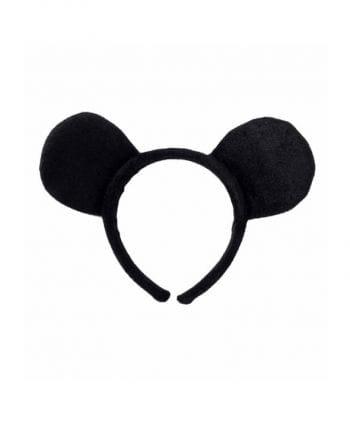 Mäuse Ohren mit Haarreif