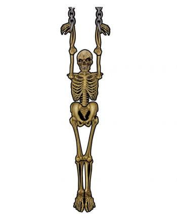 Hanging Skeleton Wall Decoration