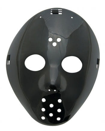 Hockey Mask Black