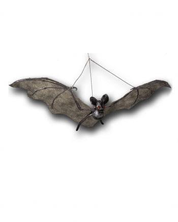 Fledermaus mit roten Augen 54 cm