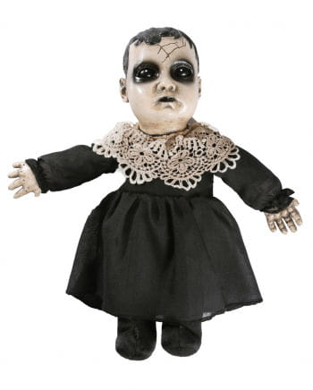 Halloween Gothic Doll Emma With Sound