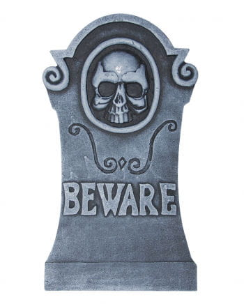 Halloween Skull & Inscription Inscription