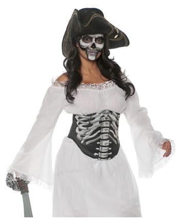 74899bb01f20 Halloween Bodice Skeleton Skeleton costume