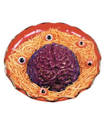 Pudding Shape Brain