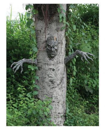 Halloween Baum Geist | 3 Tlg. Grusel-Dekoration Für Bäume | Horror