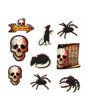 Halloween Carnival Dekoration 12-teilige