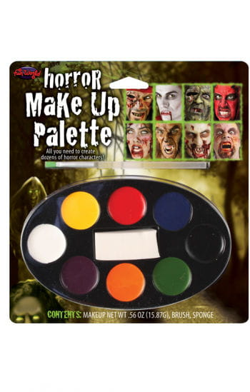 Halloween Make up Palette