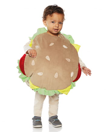 Hamburger Kleinkinderkostüm