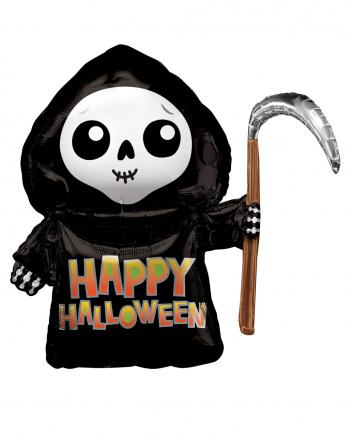 Happy Grim Reaper Folienballon
