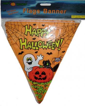 happy halloween flaggen girlande halloween deko g nstig kaufen horror. Black Bedroom Furniture Sets. Home Design Ideas