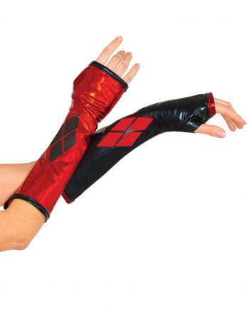 Harley Quinn Armstulpen