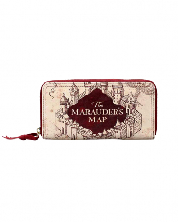 Map Of The Rumtreiber Purse Harry Potter