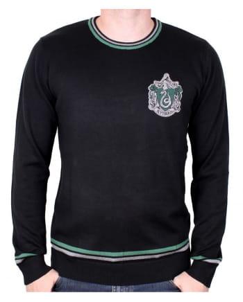 Harry Potter Slytherin Pullover Black
