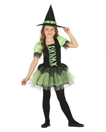 Witch Tutu Kids Costume