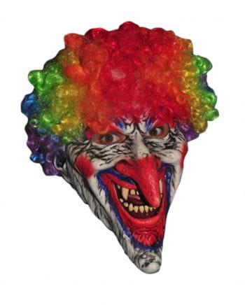 Hexenclown Maske