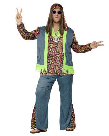 Hippie jacke karneval