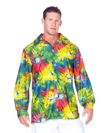 Hippie Batik Herrenhemd