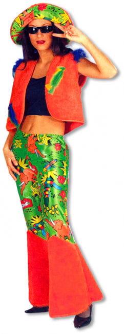 Hippie costume S