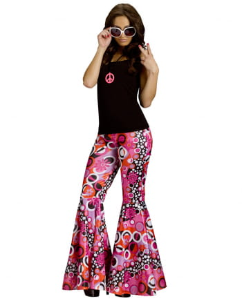 Hippie Beat Pants Psychedelic SM