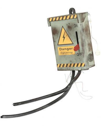 Danger High Voltage Box