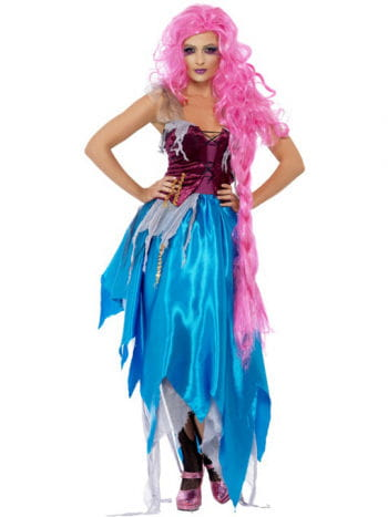 Sexy Aqua Girl Kostüm