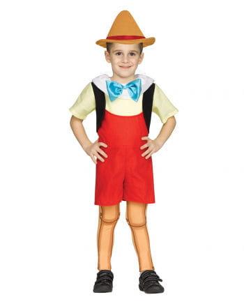 Marionetten Junge Kleinkinderkostüm als Märchenkostüm | Horror-Shop.com