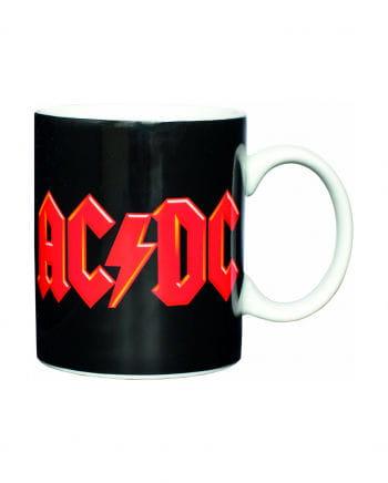 AC / DC Logo Mug