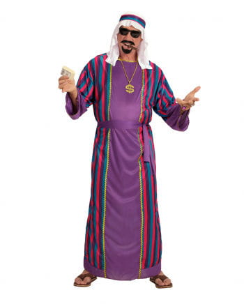 Arab Sheik costume 3 pcs.
