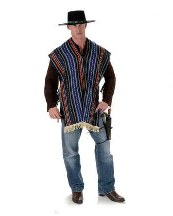 el bandito poncho mexican costume horror. Black Bedroom Furniture Sets. Home Design Ideas