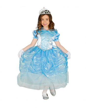 Fairy Princess Children's Costume Blue