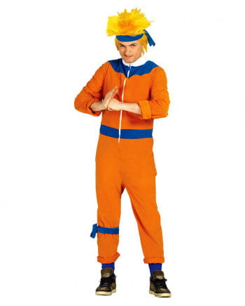 Manga Boy Costume