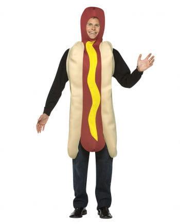 Hot Dog Wurst Kostüm
