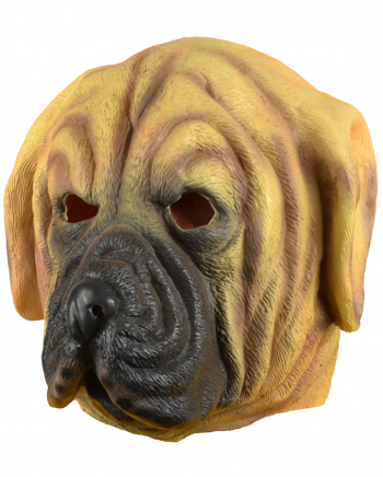 Latex Mask For Dogs