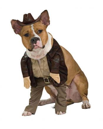 Indiana Jones Hundekostüm
