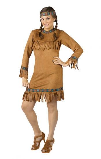 Indianerin Kostüm XL