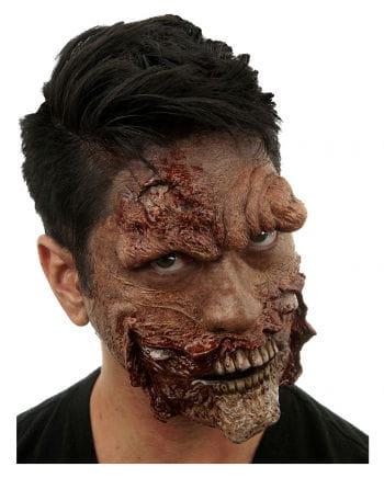 Kiefer Wolverine zombie application   Scary Zombie wounds Latex ...