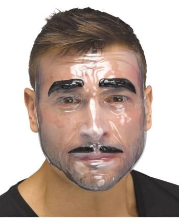 Klare Gentleman Maske
