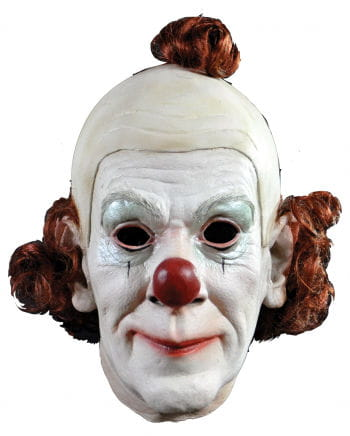 Classic circus clown mask | Old school style | horror-shop.com