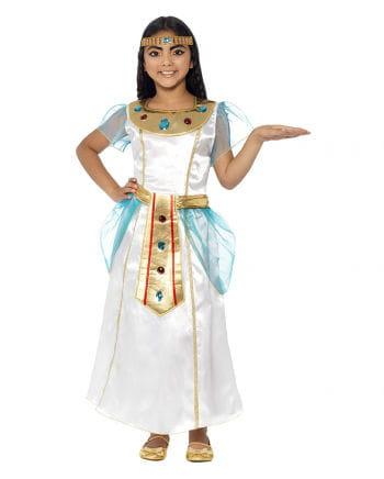 Kleine Cleopatra Mädchenkostüm