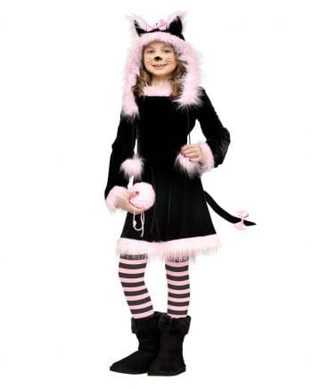 Naughty Kitten Kids Costume